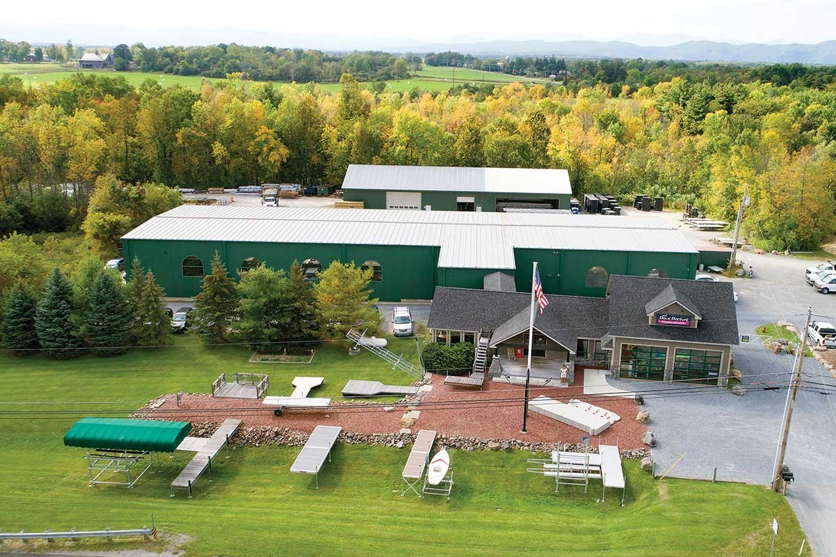 Our Vermont Manufacturing Facility & Year-Round Showroom