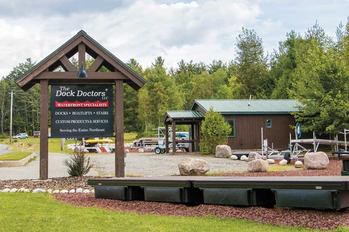 Our Lake Placid / Saranac Lake Seasonal Showroom