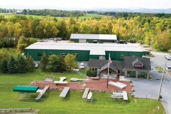 Vermont Showroom and Manufacturing Facility