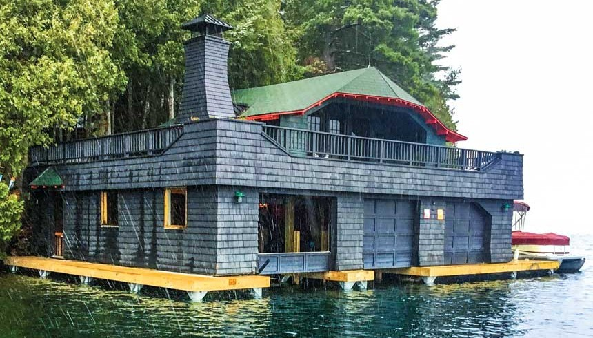 How To Build A Boathouse