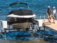9,000 lb. Ultimate Vertical Boat Lift by The Dock Doctors