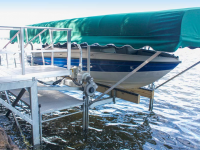 Custom Boat Lift