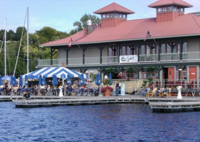 Perkins Pier, Lake Champlain, Burlington, VT