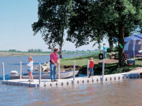 1000 series Connect-A-Dock modular floating docks