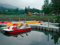 Connect-A-Dock 2000 series modular floating docks have a 17