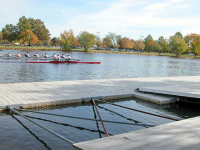 Connect-A-Dock Floating Rowing Dock Systems