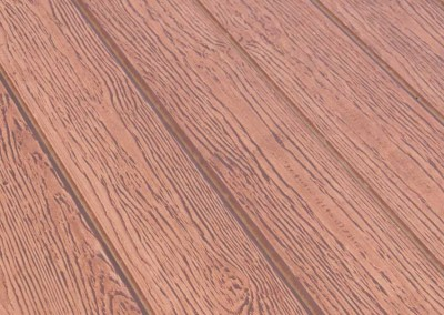 NyloDeck decking - impervious to moisture, mold & mildew. Strong and lightweight.