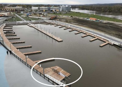 Commercial Kayak Launch - Mohawk Harbor, Schenectady, NY