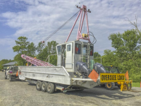 Our portable workboats from 25-32 feet in length allow us to provide installation throughout the Northeast